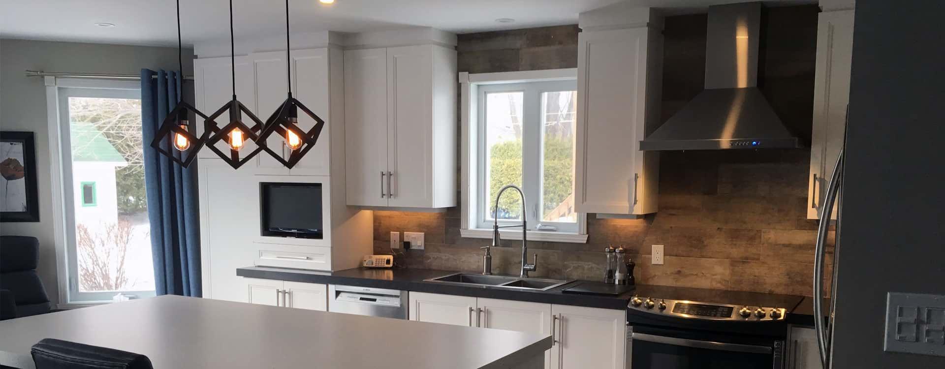 Refacing Resufacage Et Renovation De Cuisine Et Salle De Bain A Quebec
